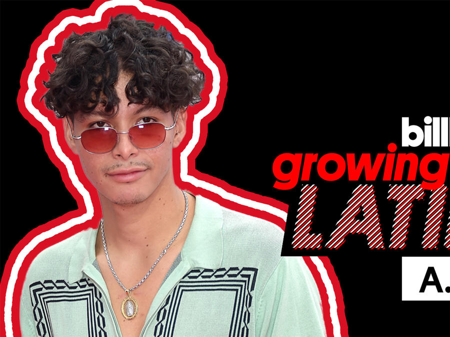 A.Chal is the new Growing up Latino of 2019.