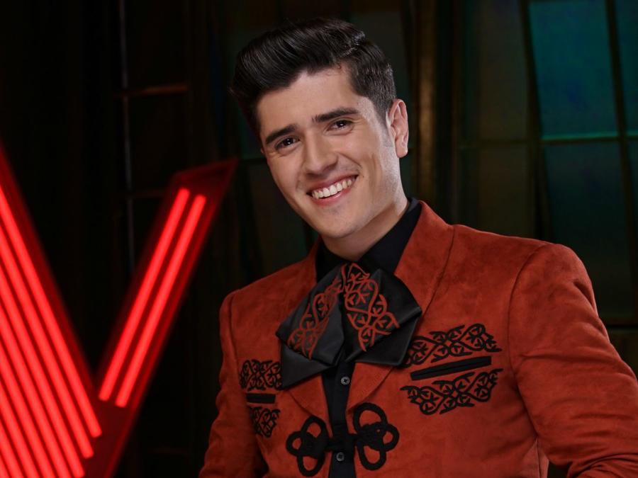 Ruben Sandoval en La Voz