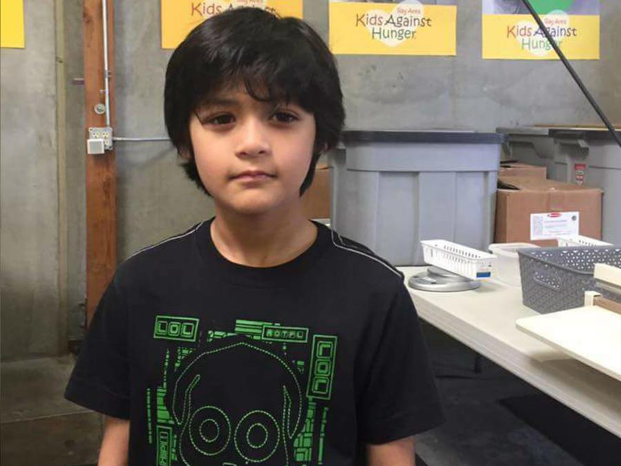 Kairan Quazi, el niño genio