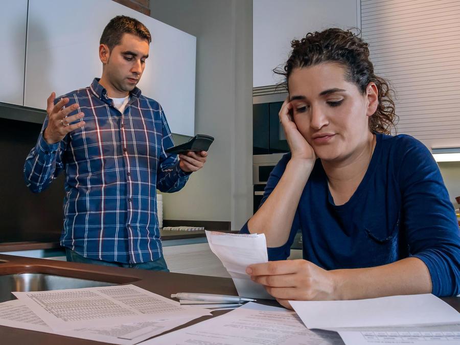 Divorcio por dinero