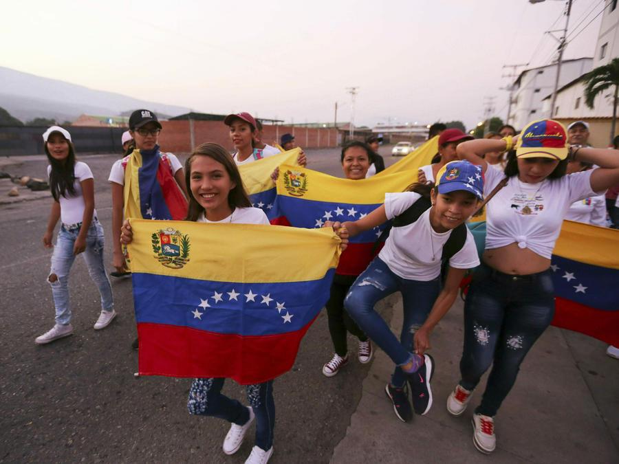 Conciertos en Venezuela