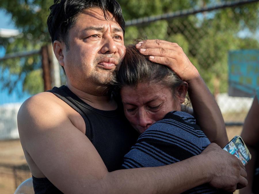 Uno de los presos políticos de Nicaragua liberados hoy cuando comienza el diálogo entre la oposición y el gobierno de Daniel Ortega