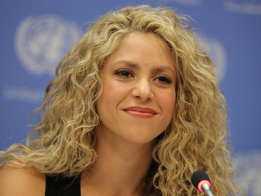 Shakira evento