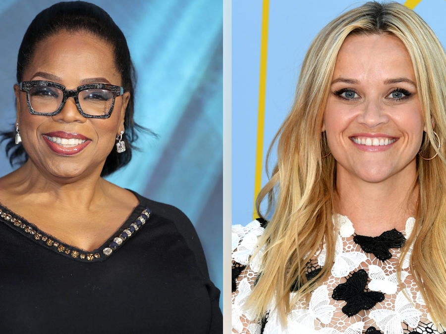 Oprah Winfrey y Reese Witherspoon