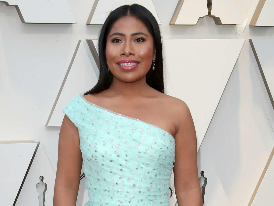 Yalitza Aparicio en los Oscars 2019