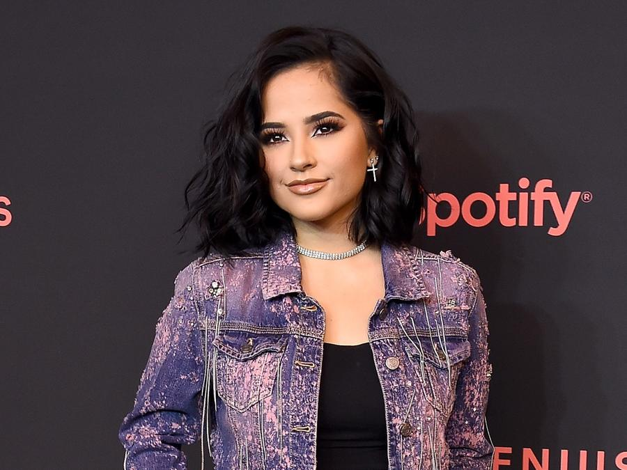 Becky G announces remix with Kane Brown