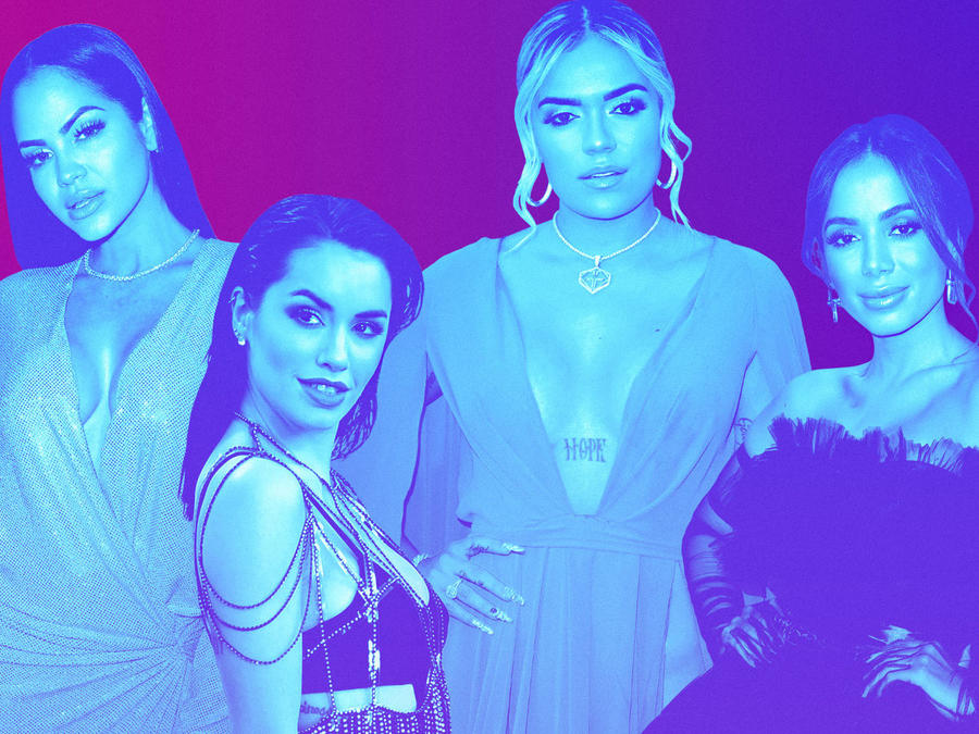 The Women in the Lead panel has been announced for Latin Music Week.