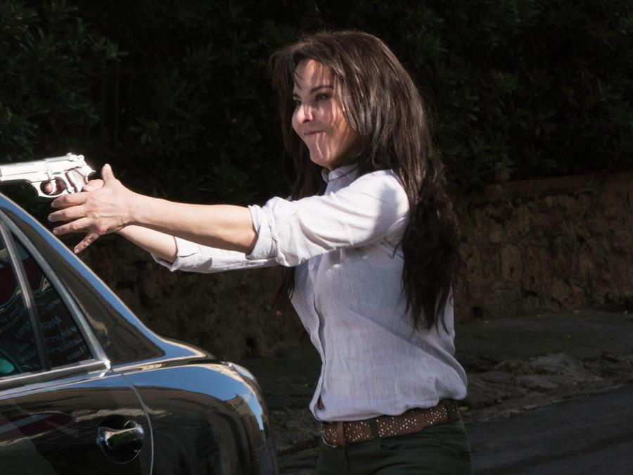 Kate del Castillo es Teresa Mendoza en 'La Reina del Sur 2'