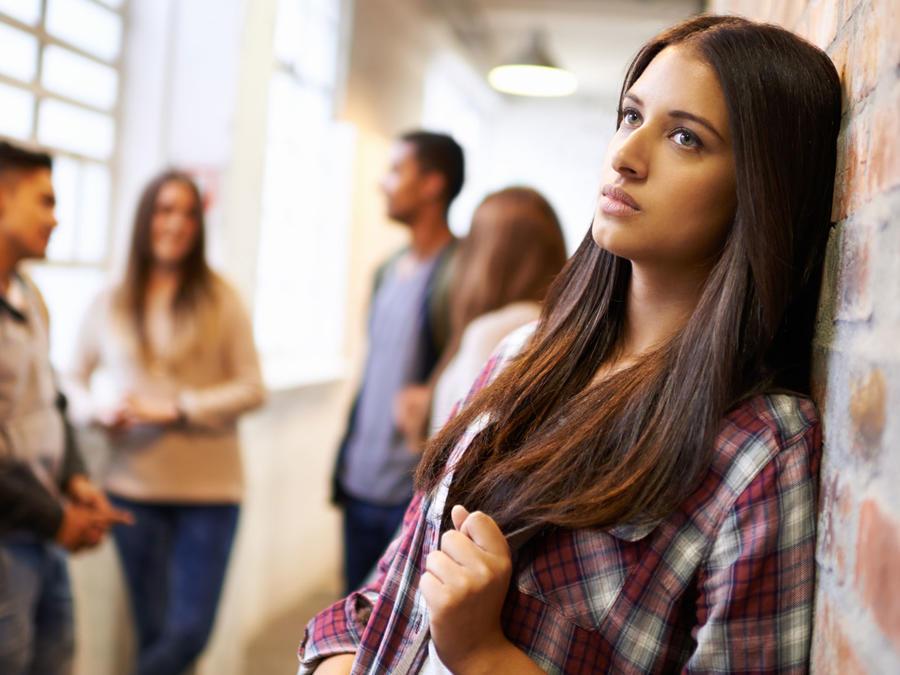 Estudiante rechazada por una universidad