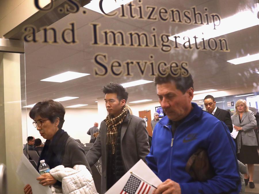 oficinas inmigración