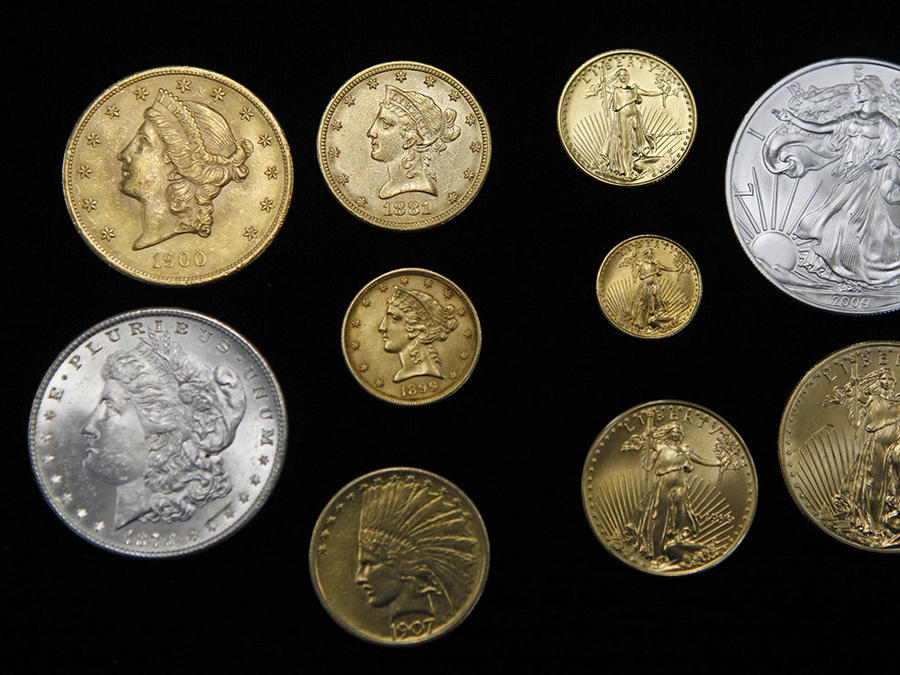 Estas monedas, del Rocky Mountain Coin, en Denver, tienen miles de años y albergan un gran valor que puede alcanzar los miles de dólares.