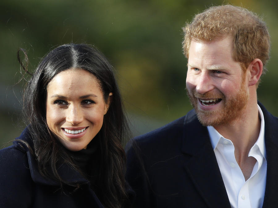 Meghan Markle,Prince Harry