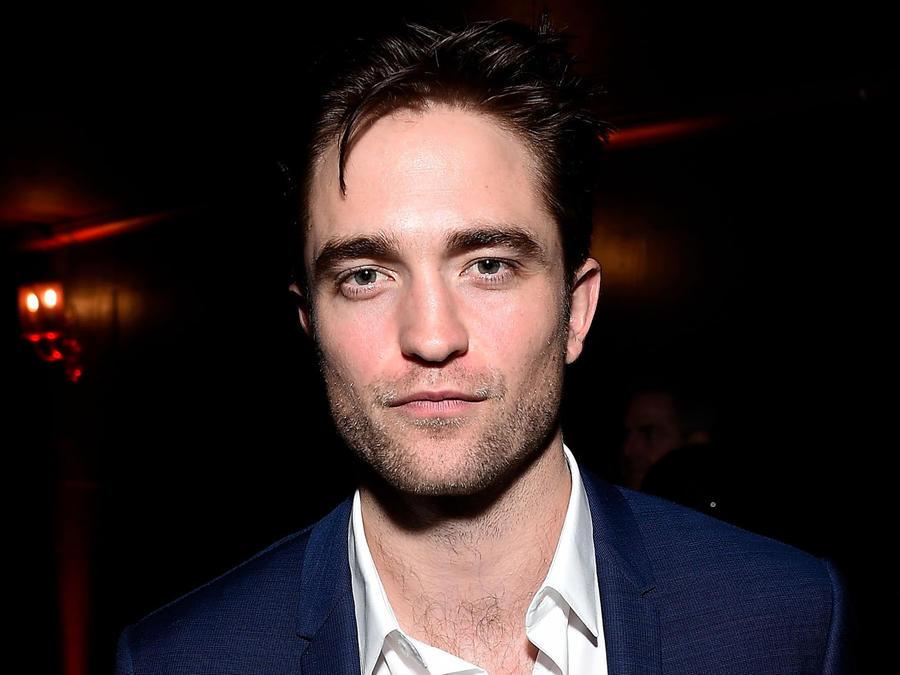 Robert Pattinson en la L.A. Dance Annual Gala en The Theatre del Ace Hotel el 10 de diciembre de 2016