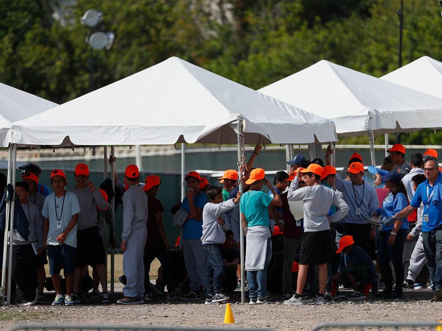 Migrantes en Florida