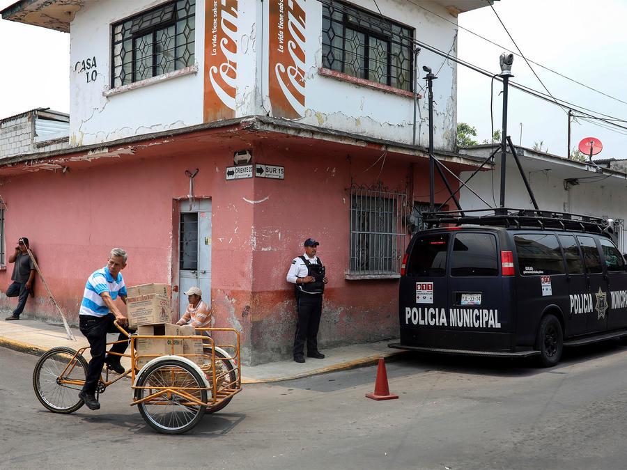 Policía Municipal de México