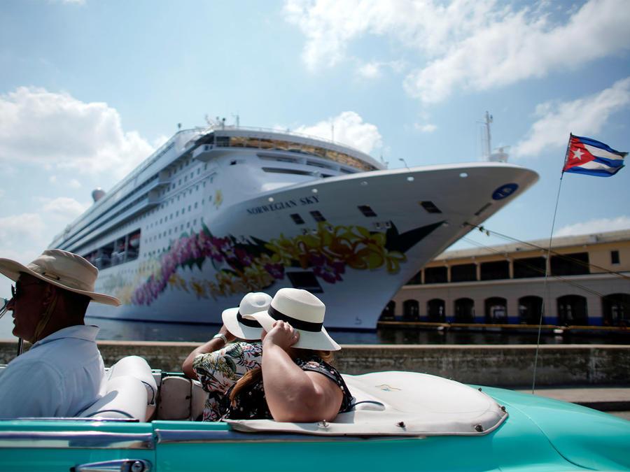 Crucero en Cuba