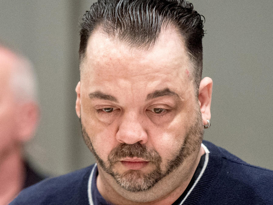 Niels Hoegel, enfermero alemán acusado de matar a 85 pacientes