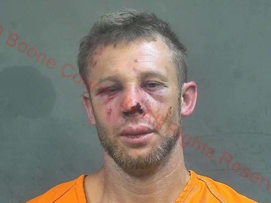 Benjamin J. Dillon fue arrestado por querer raptar a una niña de 6 años