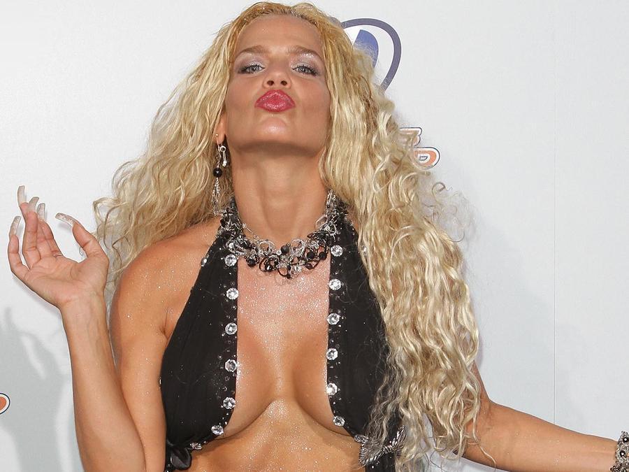 Niurka Marcos en los Premios Juventud