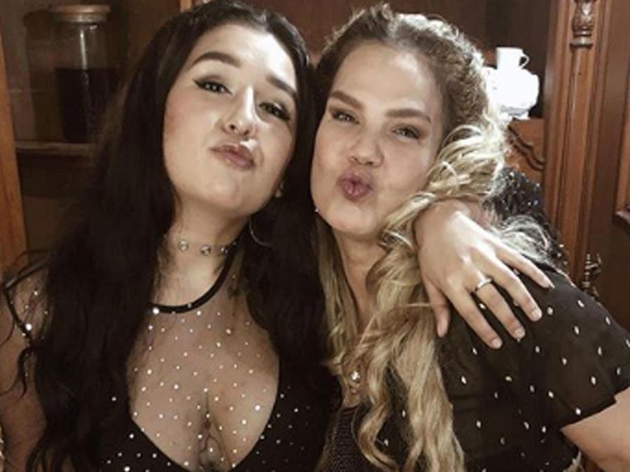 Niurka y Romina Marcos