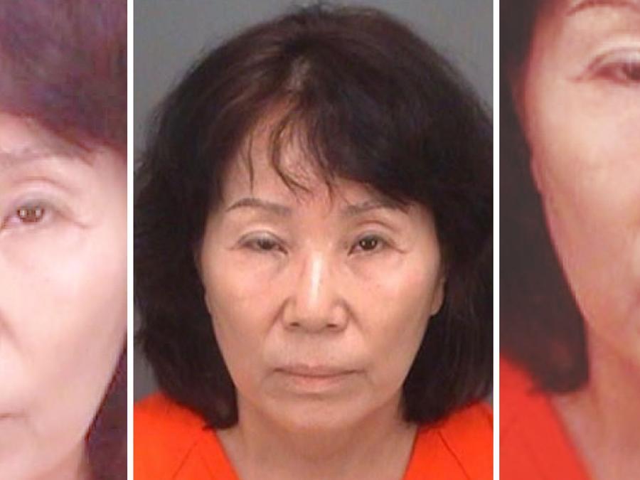 Jung Soon Wypcha acusada de usar la máquina de hacer helados como inodoro