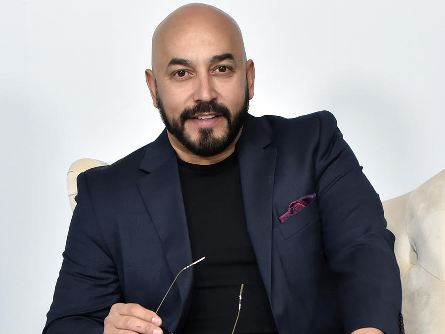 Lupillo Rivera en los Billboard Latin Music Awards en abril de 2019