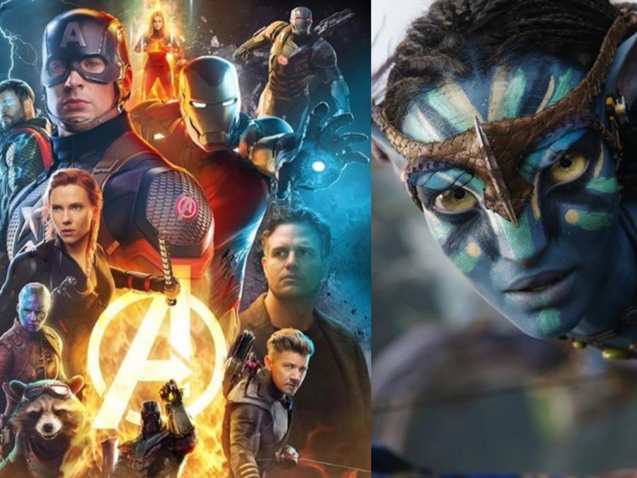 Película Avengers: Endgame destrona a película Avatar