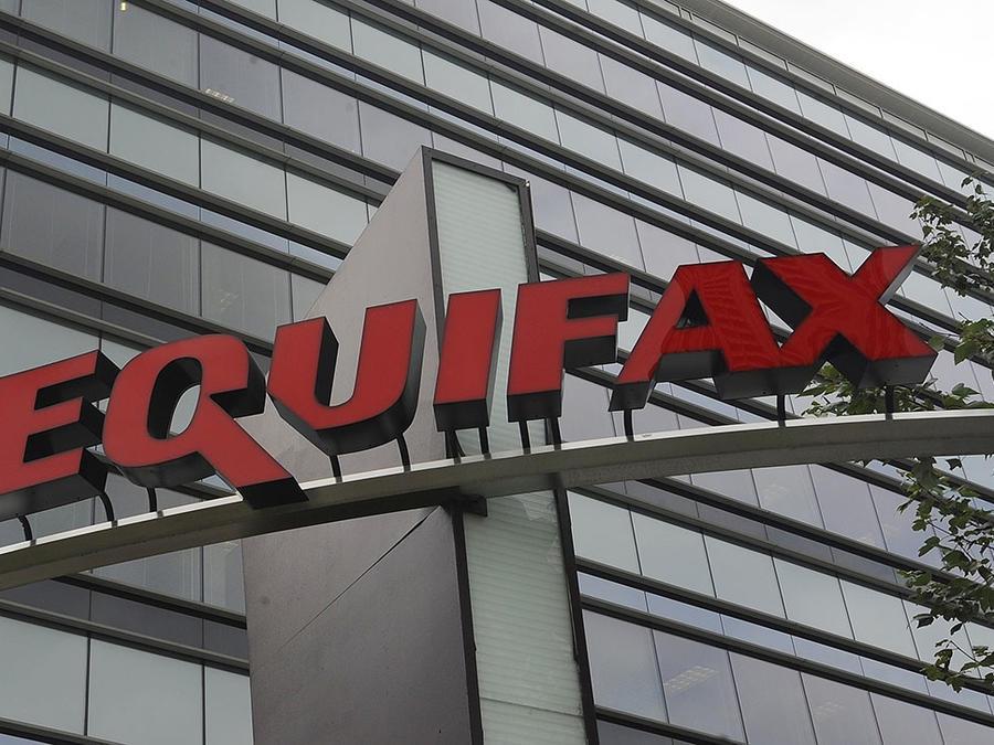 Imagen de la sede de la compañía Equifaxt, en Atlanta, Georgia.