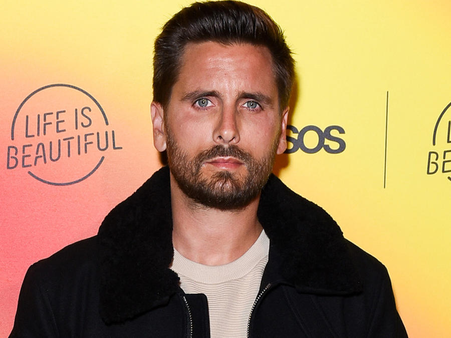 Scott Disick en el evento ASOS celebrates partnership with Life Is Beautiful en abril de 2019