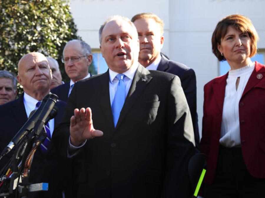 Steve Scalise,Kevin Brady,Cathy McMorris Rodgers