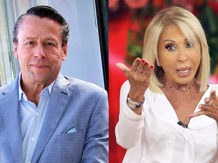 Alfredo Adame y Laura Bozzo