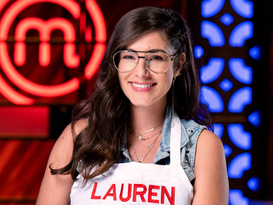 Lauren Arboleda, finalista de MasterChef Latino 2