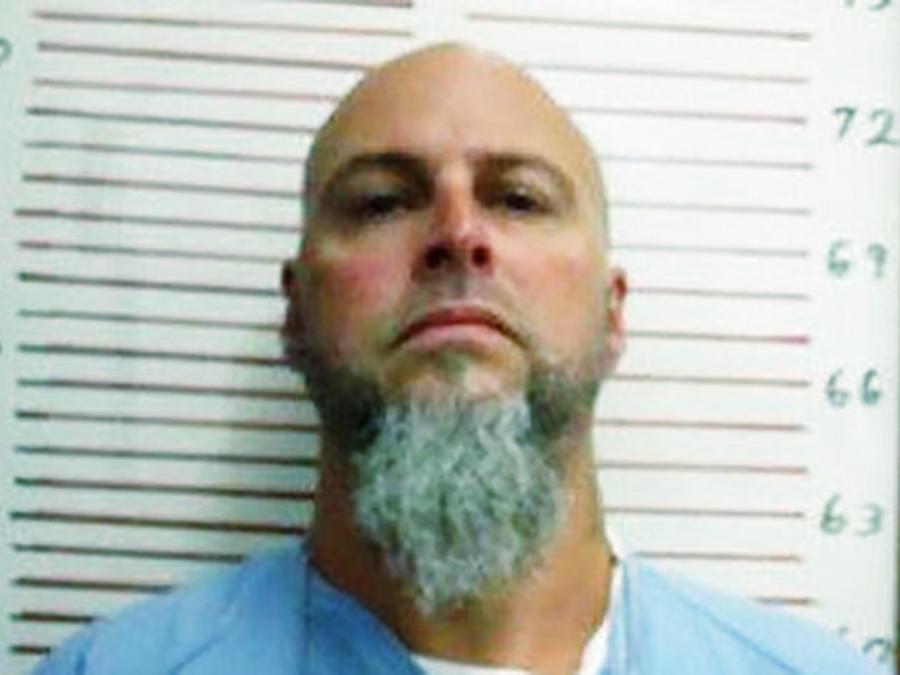 Imagen sin fecha de Curtis Ray Watson, preso fugado de una cárcel de Tennessee avistado este domingo.