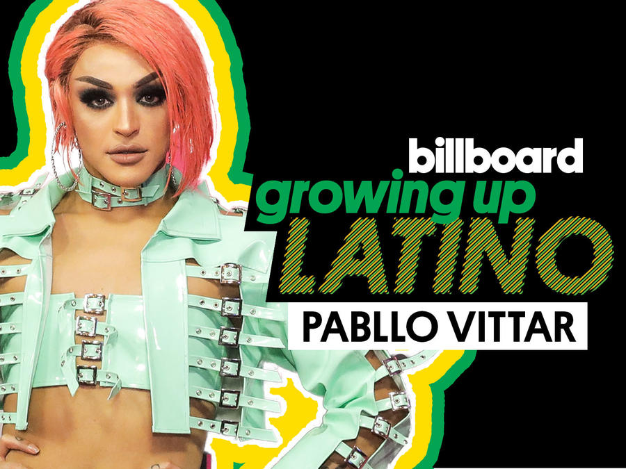 Pabllo Vittar on Growing up Latino