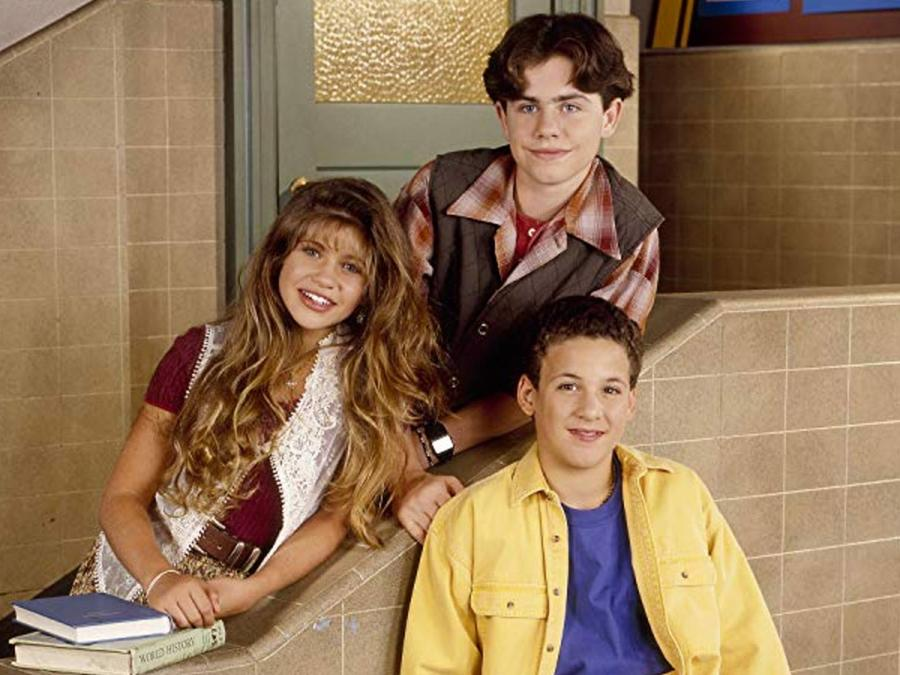 "Actores de ""Boy Meets World"""
