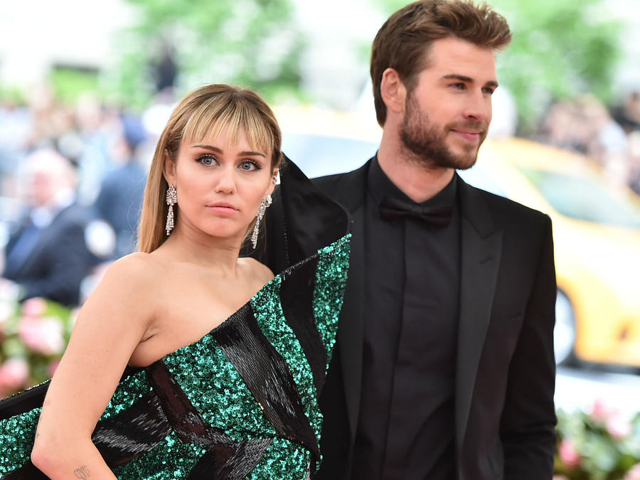 It's Over for Real! Liam Hemsworth Has Officially Filed for Divorce From Miley Cyrus