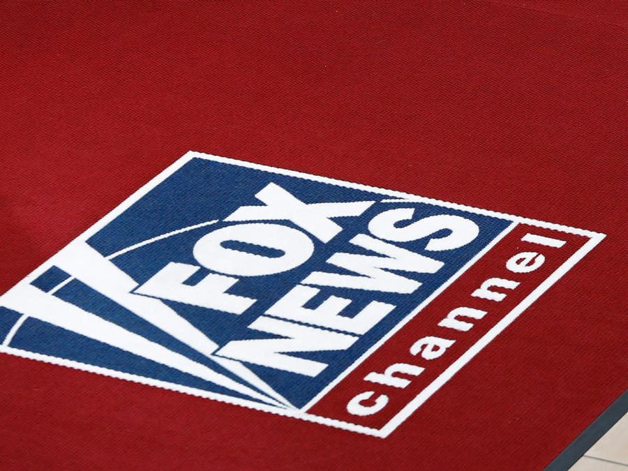 Logotipo de la cadena Fox News