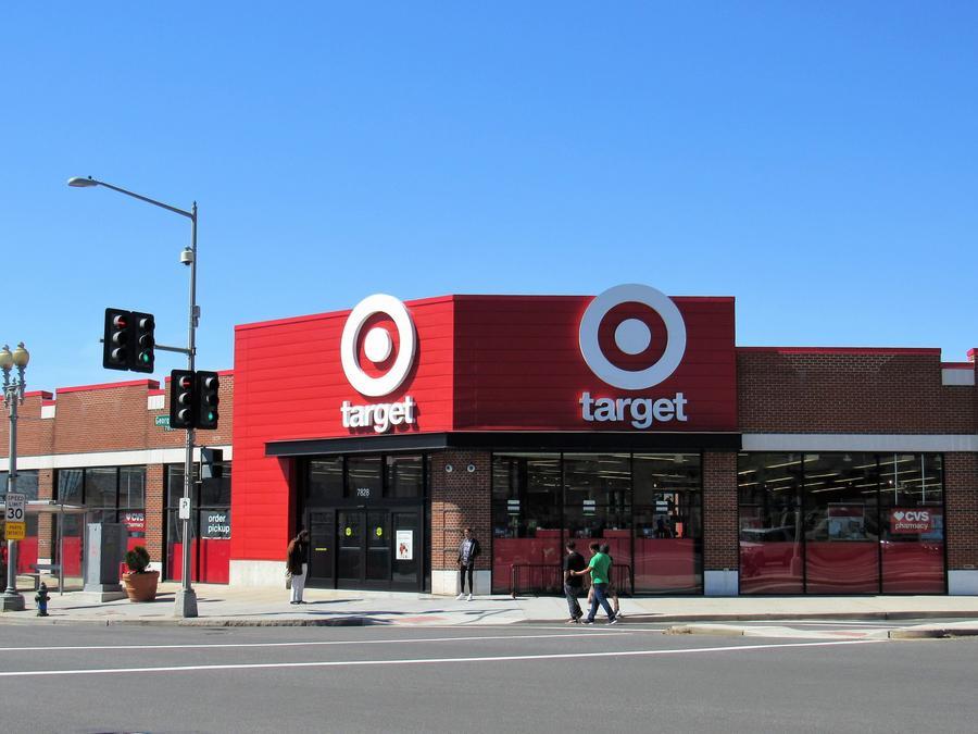 Almacén Target.