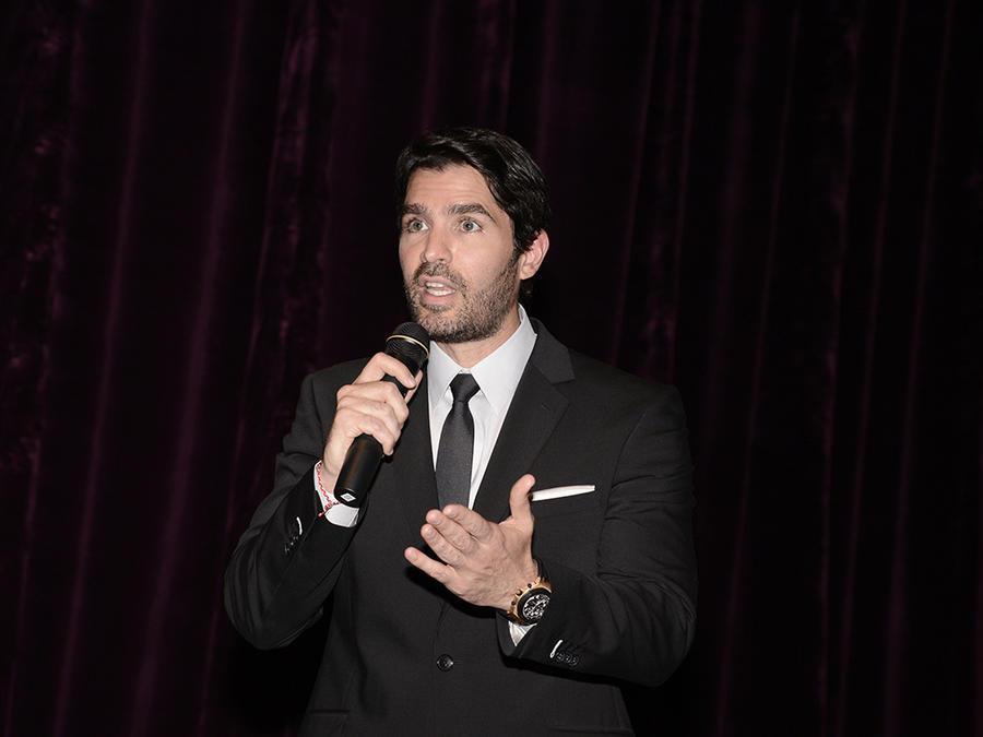 El actor y activista mexicano Eduardo Verástegui en una foto de archivo.