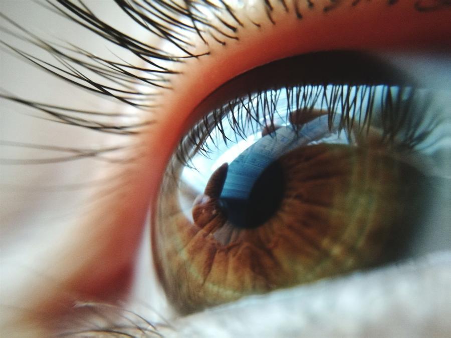 Reflejo en ojo humano/Getty Images