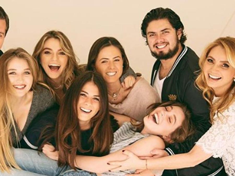 Familia Peña Castro