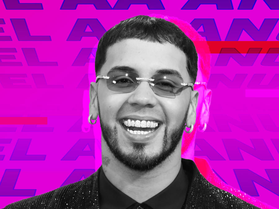Anuel AA Is the Big Winner at the Latin American Music Awards 2019