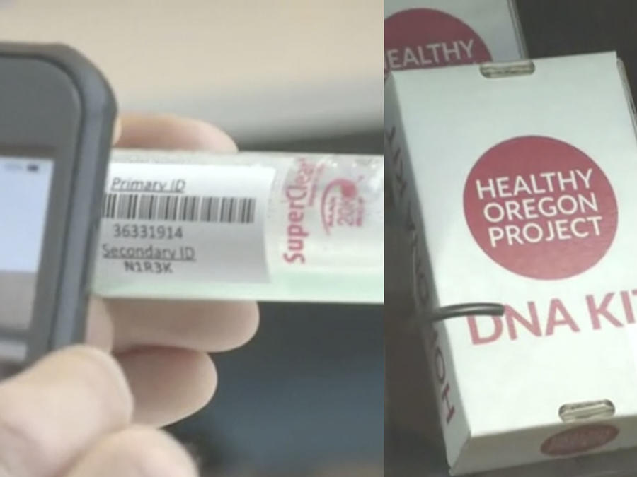 Pruebas ADN