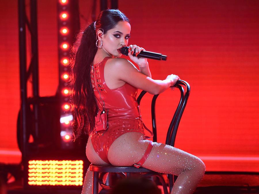 Becky G en los Latin American Music Awards 2019