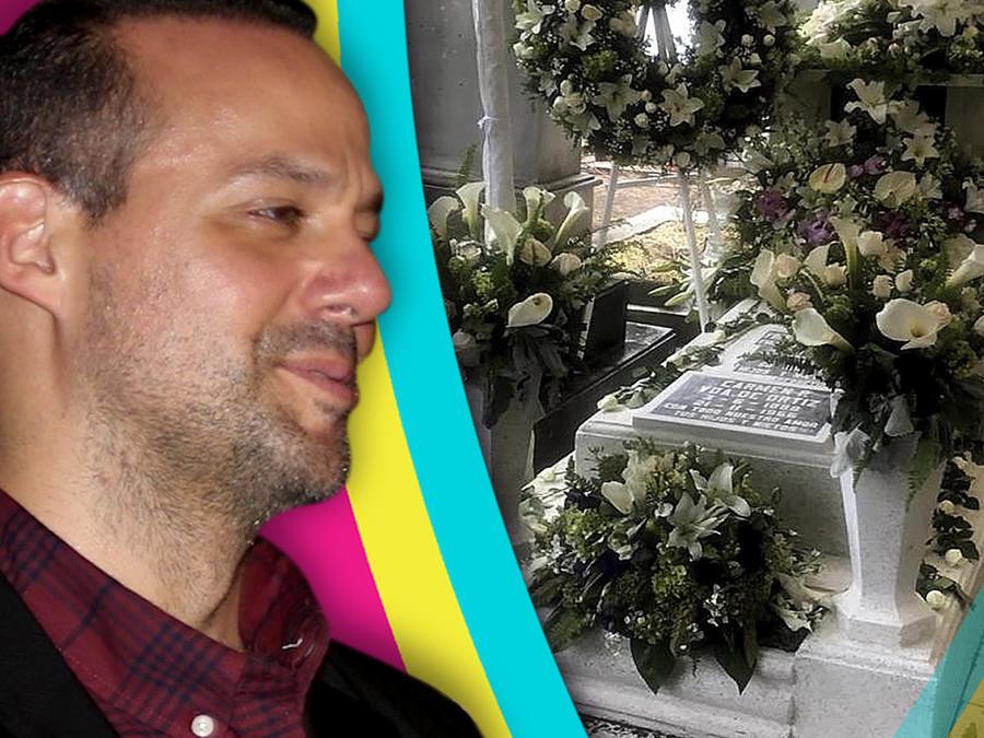 José Joel féretro José José