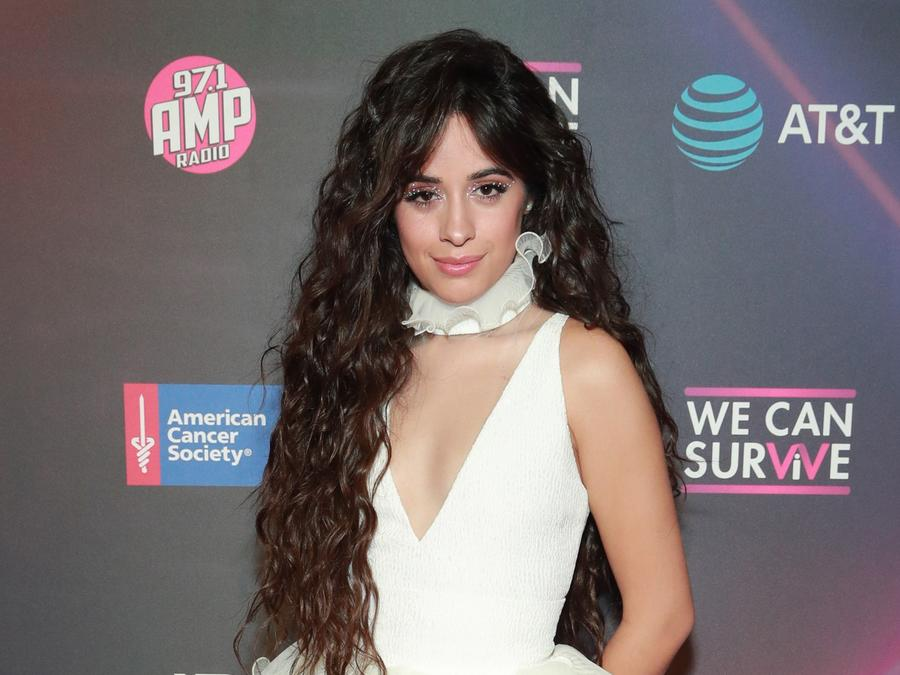 Camila Cabello at We Can Survive concert
