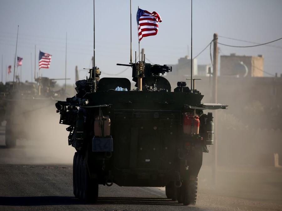 TOPSHOT-SYRIA-US-CONFLICT