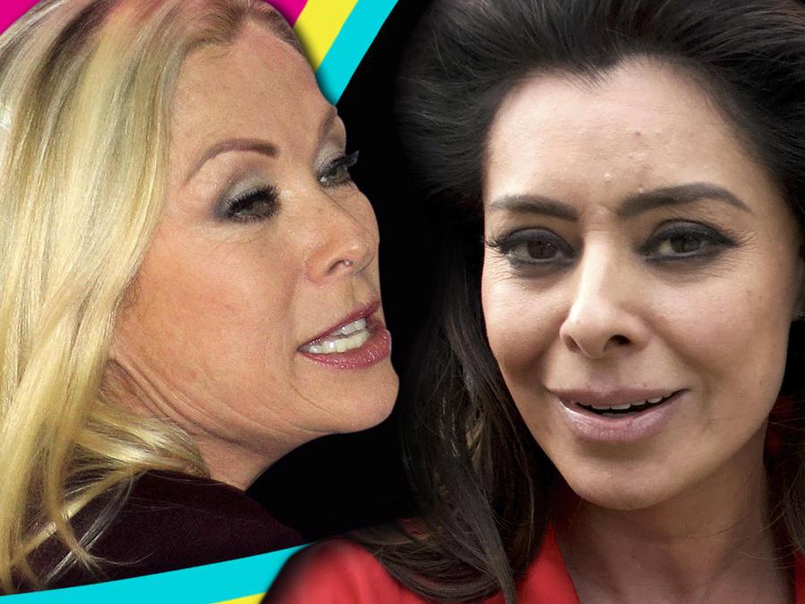 Yadhira Carrilo y Lety Calderón