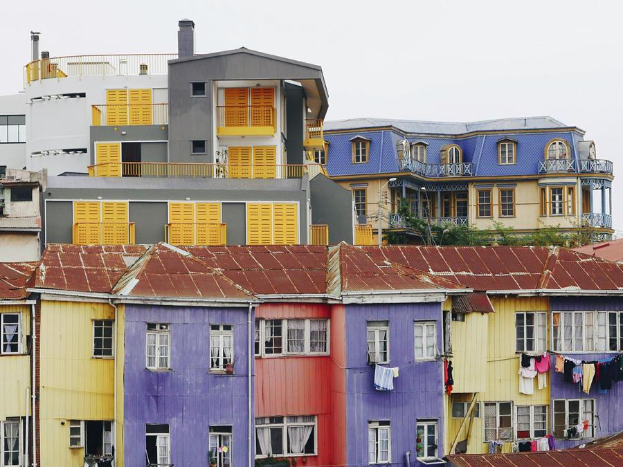 Regalan casas