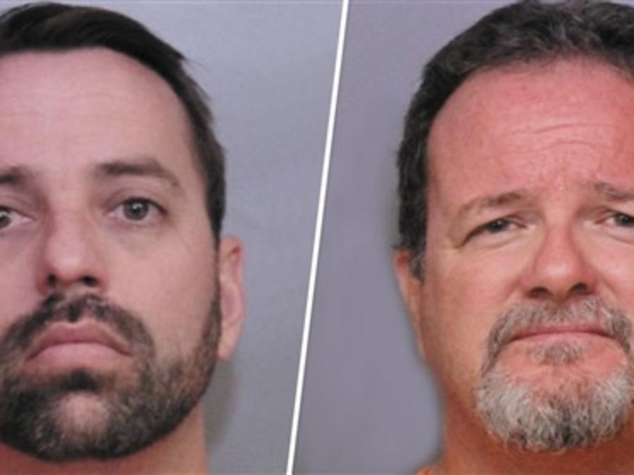 Brett Kinney y Donald Durr, Jr.